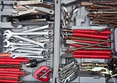 Tools Storage Unit