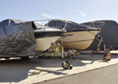 Boat Storage Unit
